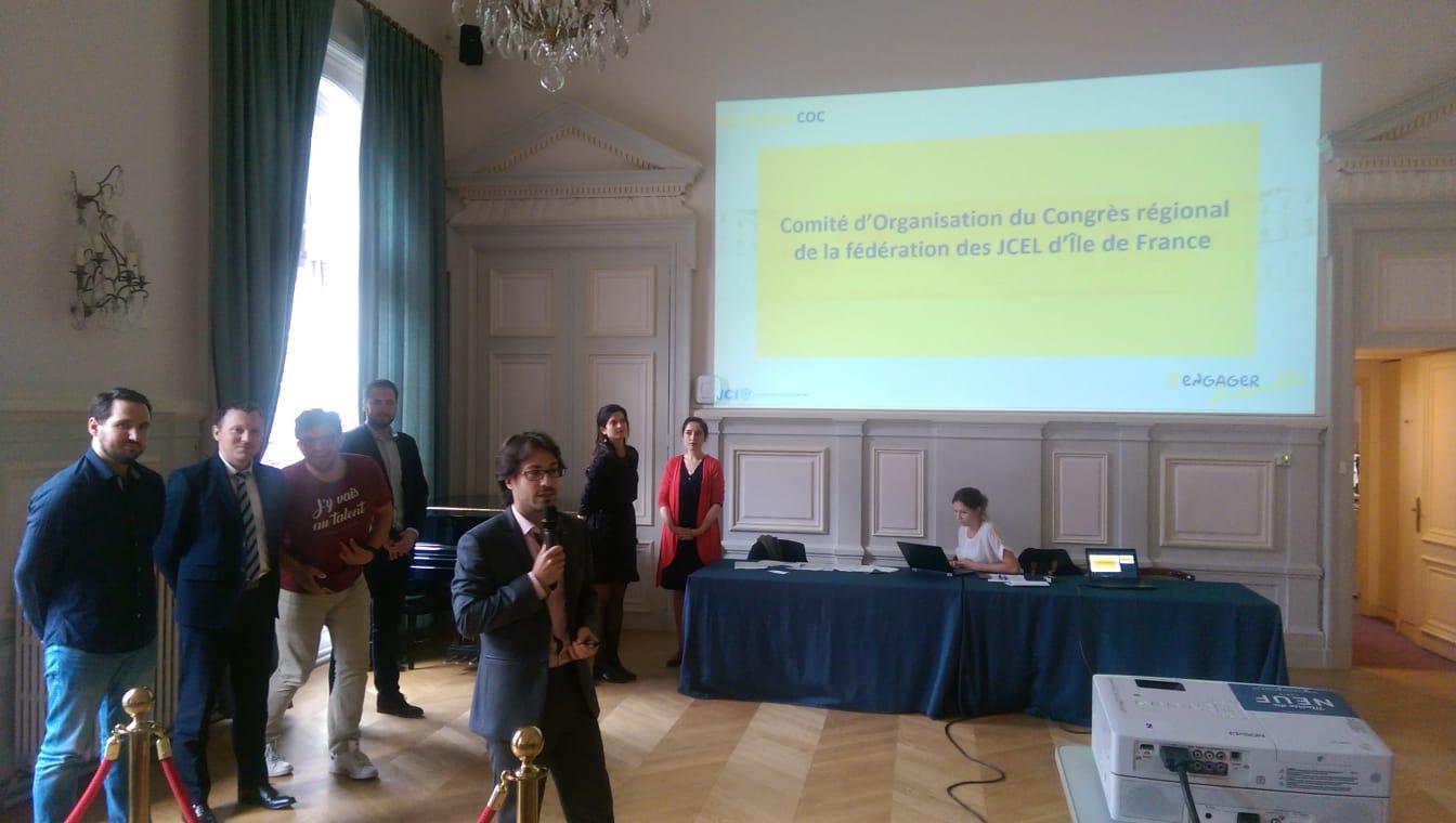 Zoom sur… L'organisation du Congrès Régional Île-de-France 2018