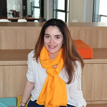 Portrait de membre: Joséphine Chevallier, Présidente 2018