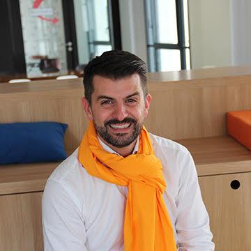 Portrait de membre: Nicolas Crépin, Vice-Président Exécutif «Happiness & Rayonnement»